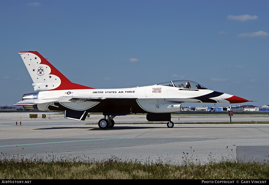 Aircraft Photo of 81-0679 | General Dynamics F-16A Fighting Falcon | USA - Air Force | AirHistory.net #52873