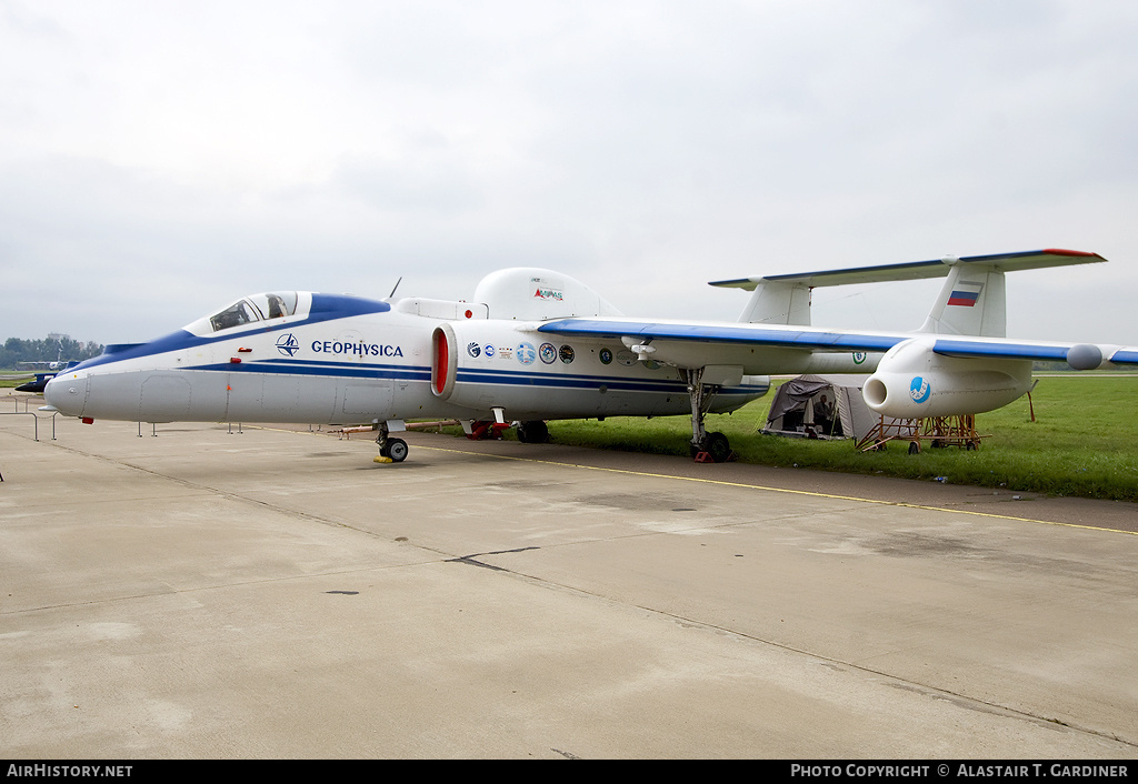 Aircraft Photo of 55204 | Myasishchev M-55 Geophysica | Myasichchev Design Bureau | AirHistory.net #53004