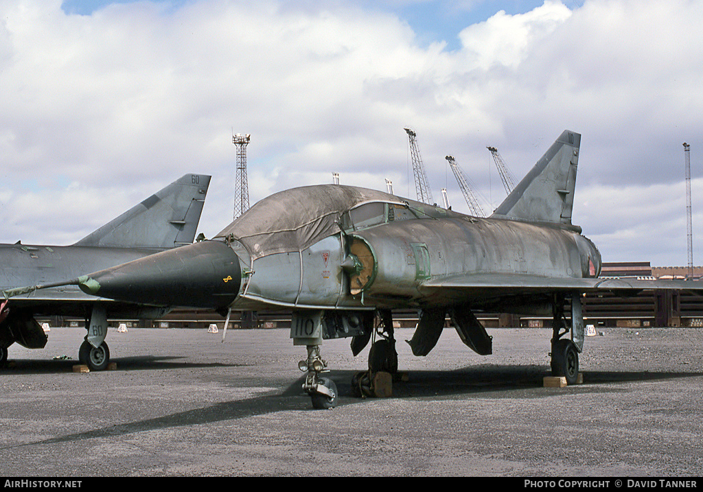 Aircraft Photo of A3-110 | Dassault Mirage IIID | Australia - Air Force | AirHistory.net
