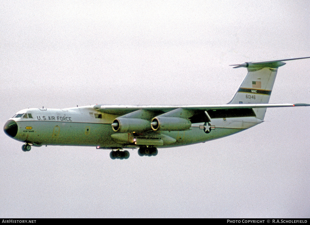 Aircraft Photo of 66-0146 / 60146 | Lockheed C-141A Starlifter (L-300) | USA - Air Force | AirHistory.net #53092