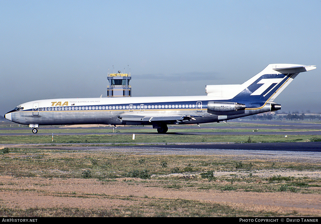 Aircraft Photo of VH-TBN | Boeing 727-276/Adv | Trans-Australia Airlines - TAA | AirHistory.net