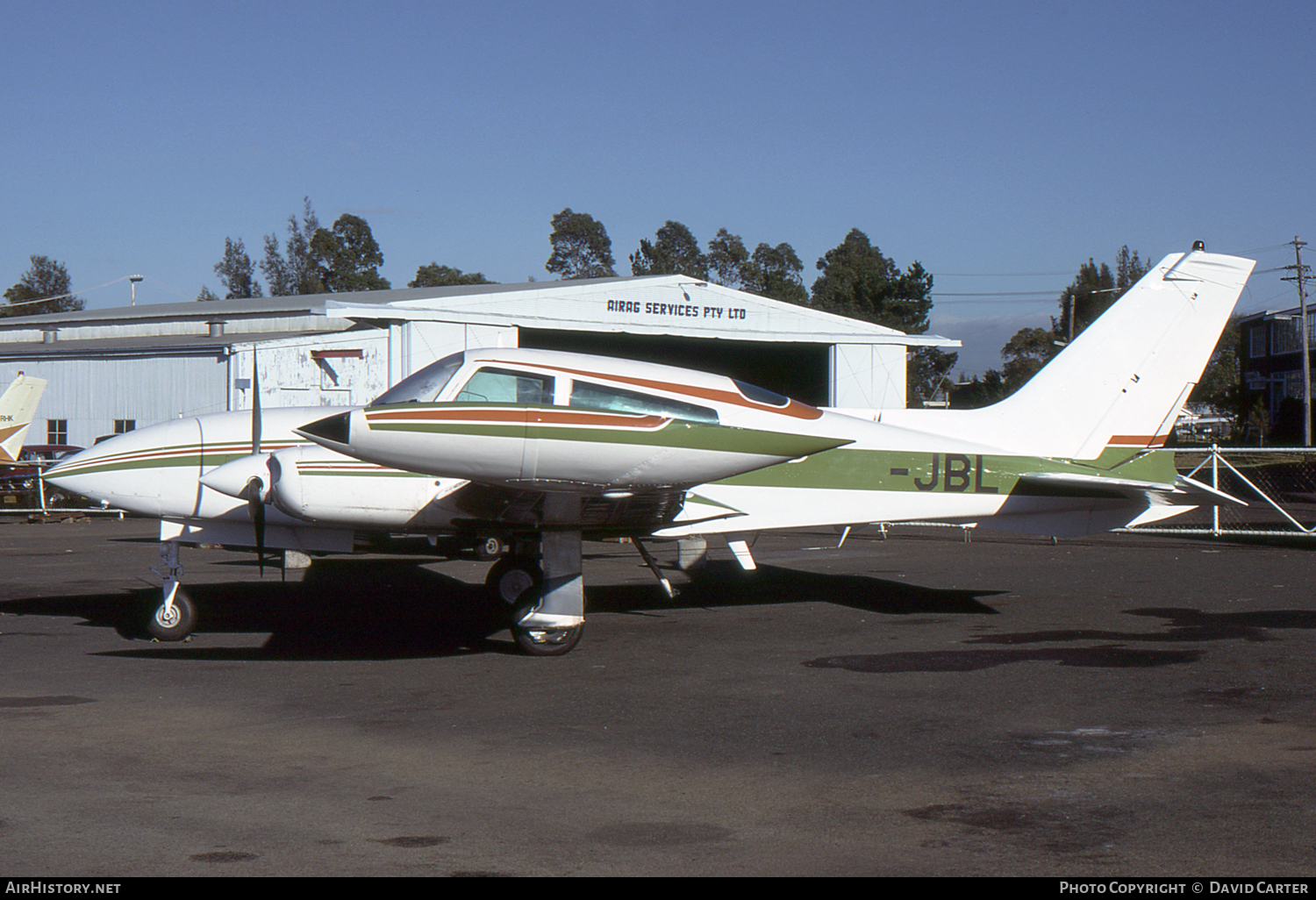 Aircraft Photo of ZS-JBL / JBL | Cessna 310R | AirHistory.net #53226
