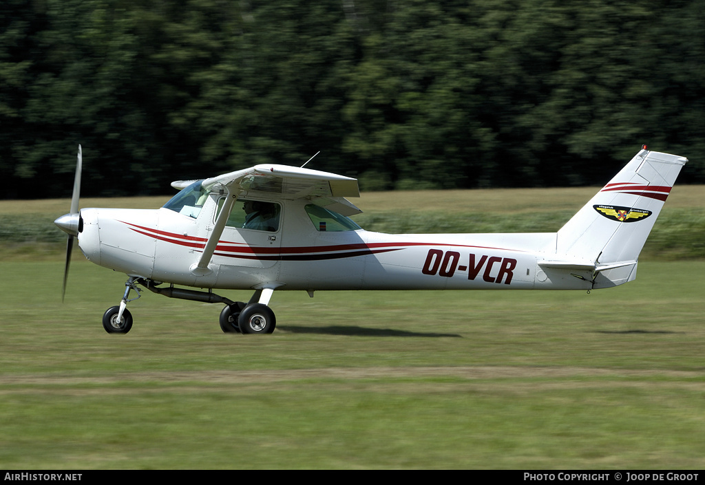 Aircraft Photo of OO-VCR | Cessna 152 | Vliegclub Grimbergen | AirHistory.net #53755