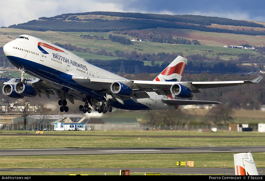 Aircraft Photo of G-BNLX | Boeing 747-436 | British Airways | AirHistory.net #55084