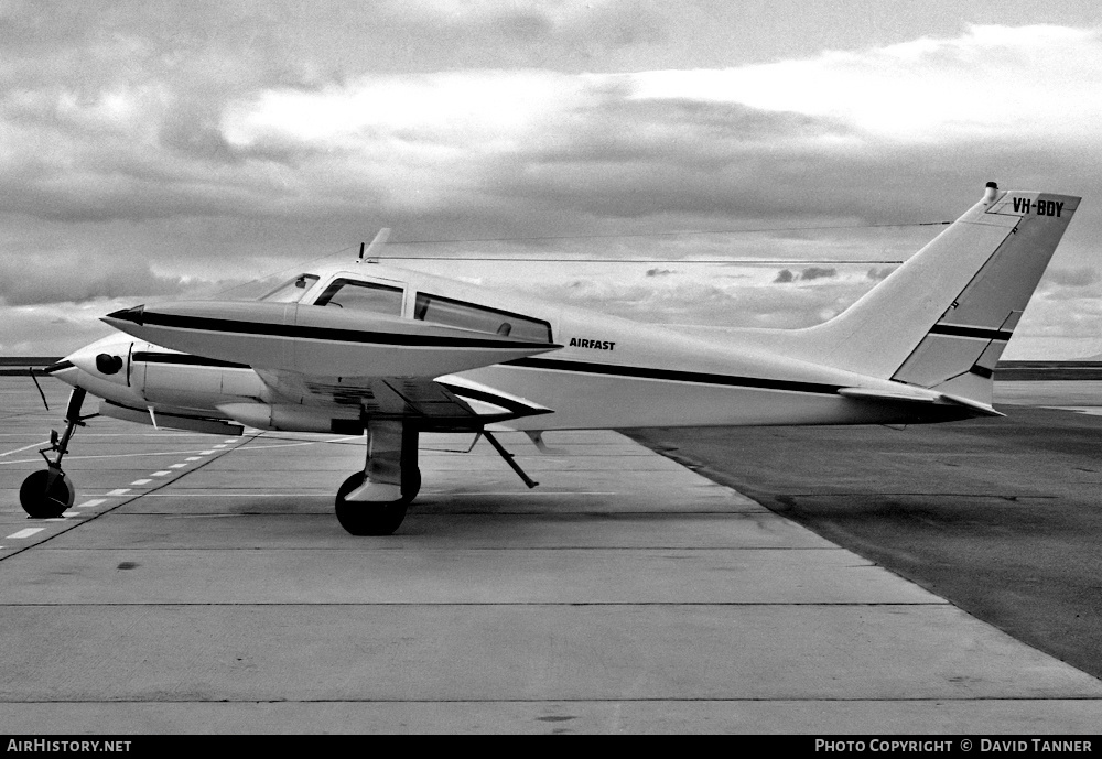 Aircraft Photo of VH-BDY | Cessna 310L | AirHistory.net #55180