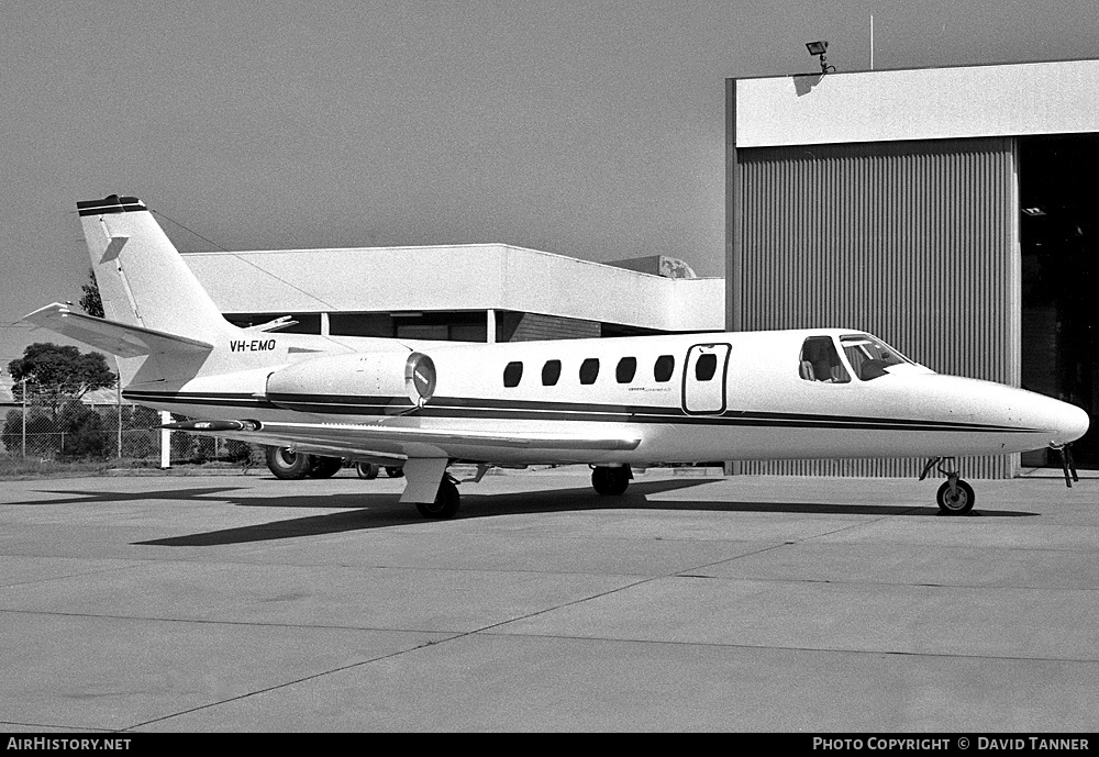 Aircraft Photo of VH-EMO | Cessna S550 Citation S/II | AirHistory.net #55218