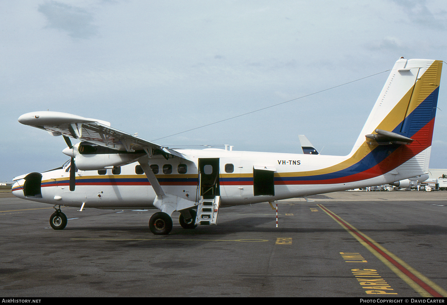 Aircraft Photo of VH-TNS | De Havilland Canada DHC-6-300 Twin Otter | Sunstate Airlines | AirHistory.net #57135
