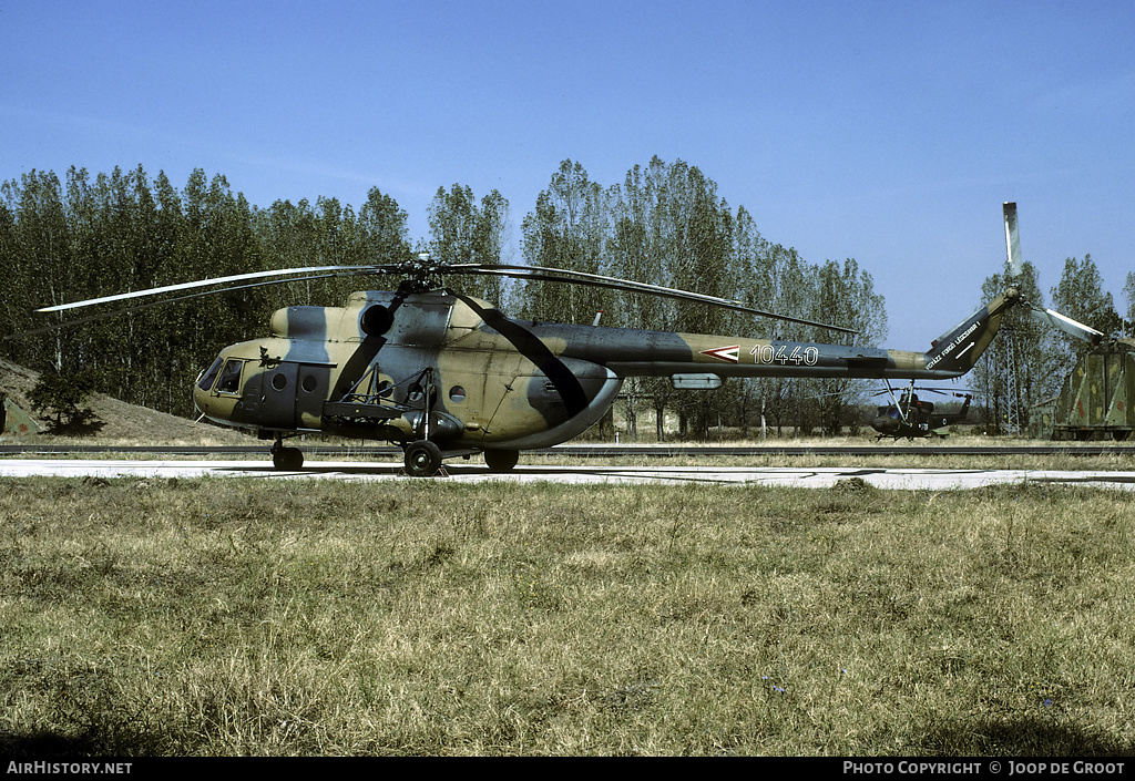 Aircraft Photo of 10440 | Mil Mi-8T | Hungary - Air Force | AirHistory.net #57854