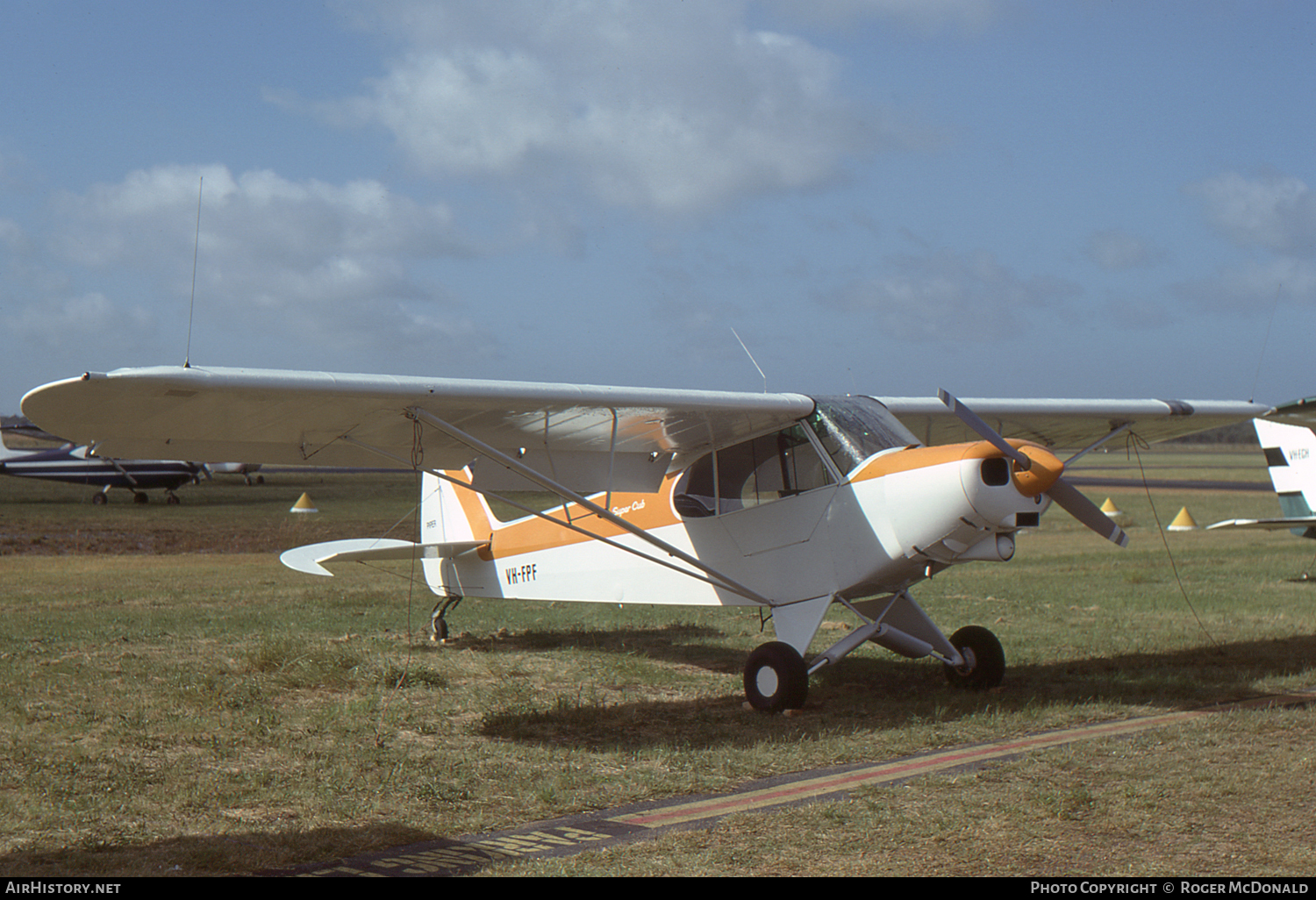 Aircraft Photo of VH-FPF | Piper PA-18-150 Super Cub | AirHistory.net #58400