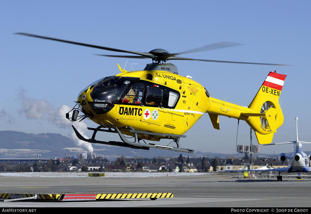 Aircraft Photo of OE-XEN | Eurocopter EC-135T-1 | ÖAMTC | AirHistory.net #59979