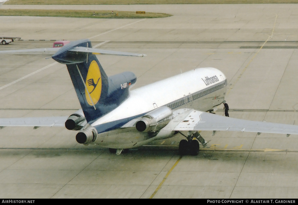 Aircraft Photo of D-ABFI | Boeing 727-230 | Lufthansa | AirHistory.net #75670