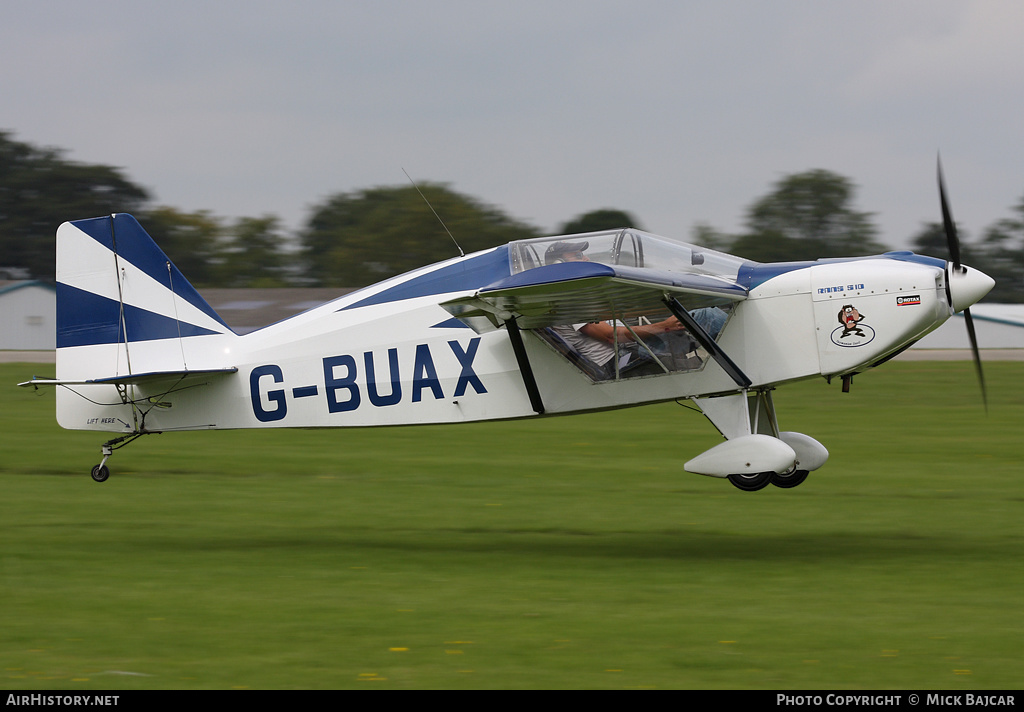 Aircraft Photo of G-BUAX | Rans S-10 Sakota | AirHistory.net #77259