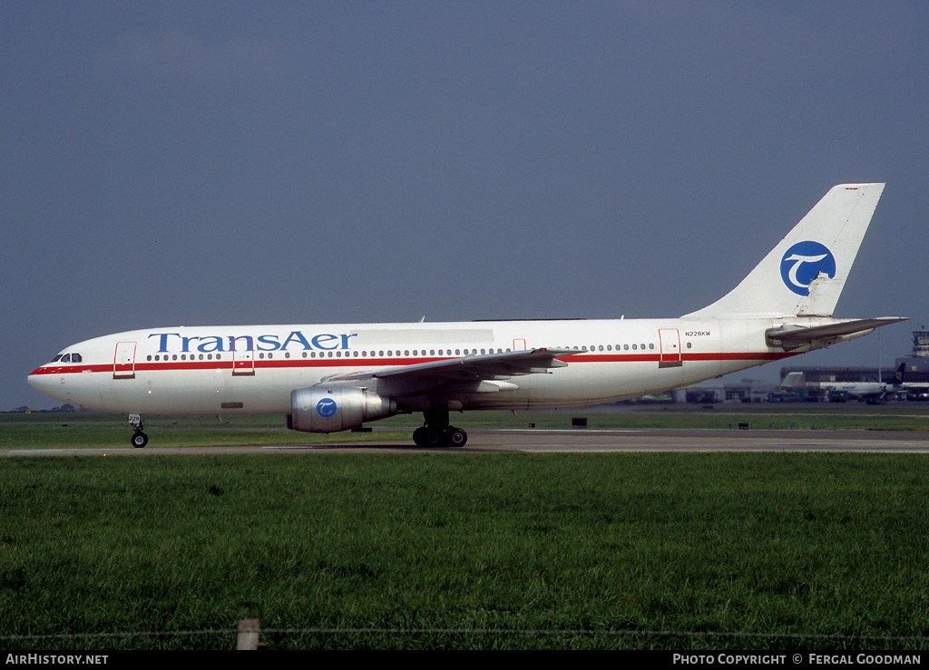 Aircraft Photo of N228KW | Airbus A300B4-203 | TransAer International Airlines | AirHistory.net #78115