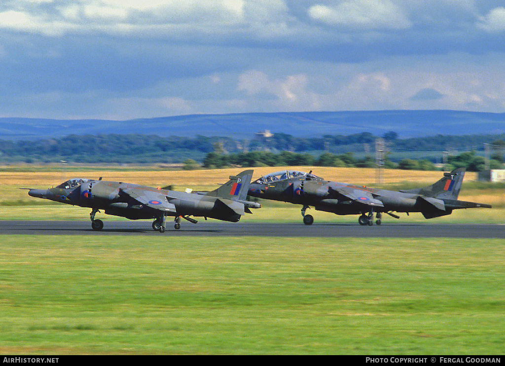 Aircraft Photo of XZ964 | Hawker Siddeley Harrier GR3 | UK - Air Force | AirHistory.net #78248