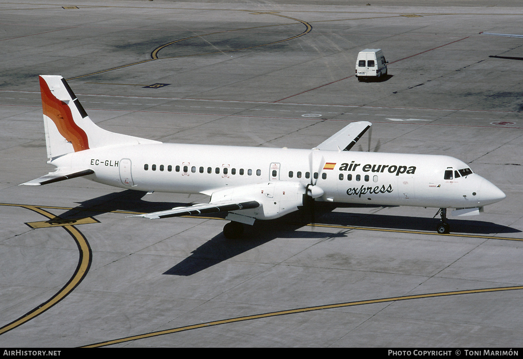 Aircraft Photo of EC-GLH | British Aerospace ATP | Air Europa Express | AirHistory.net #78746
