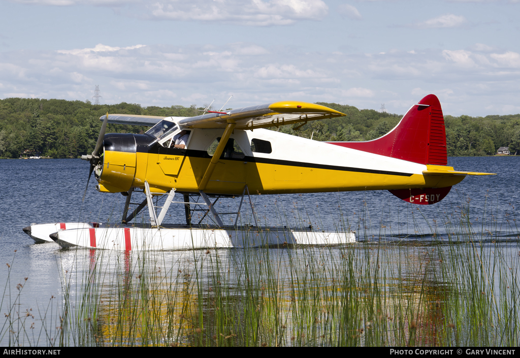 Aircraft Photo of C-FSDY | De Havilland Canada DHC-2 Beaver Mk1 | Lauzon Aviation | AirHistory.net #79855