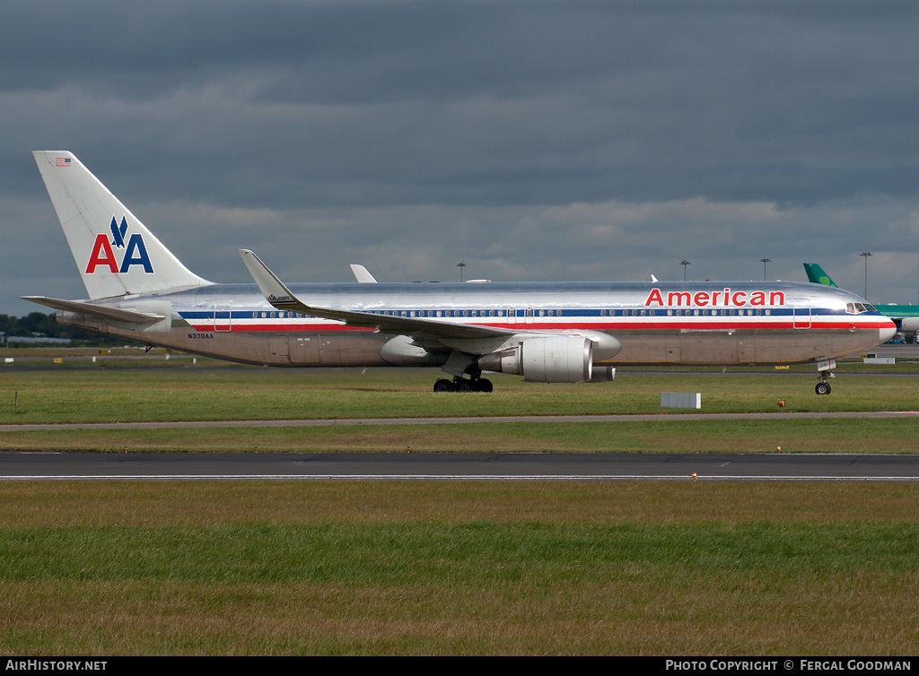 Aircraft Photo of N370AA | Boeing 767-323/ER | American Airlines | AirHistory.net #79927
