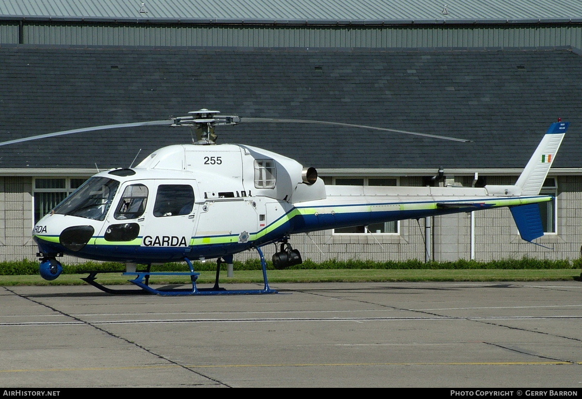 Aircraft Photo of 255 | Aerospatiale AS-355N Ecureuil 2 | Ireland - Police | AirHistory.net #79995