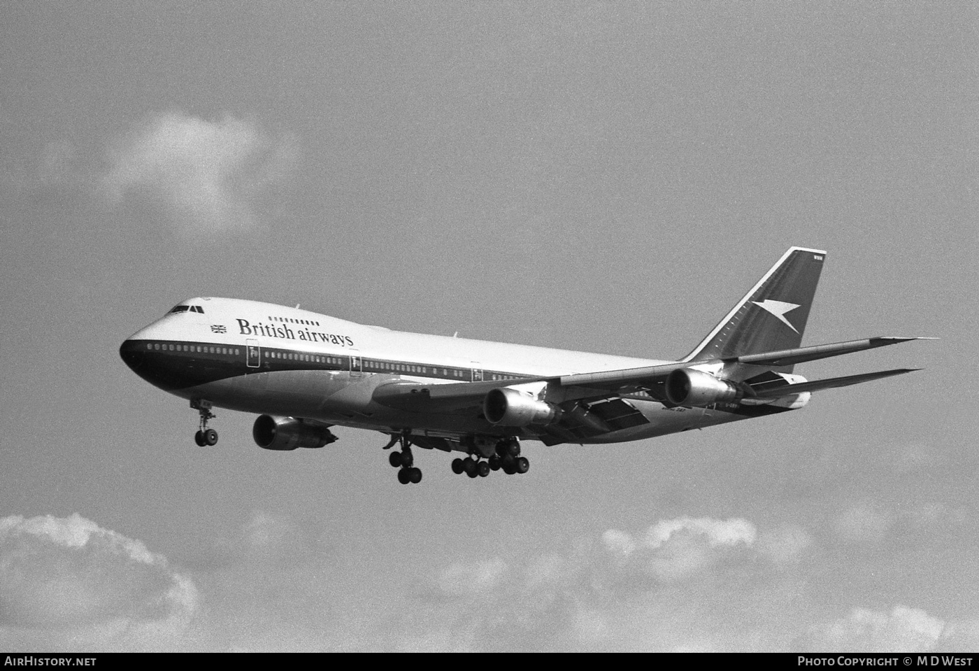 Aircraft Photo of G-AWNM | Boeing 747-136 | British Airways | AirHistory.net #80019