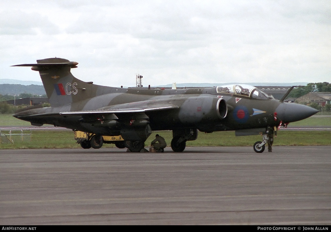 Aircraft Photo of XZ432 | Hawker Siddeley Buccaneer S2B | UK - Air Force | AirHistory.net #80528