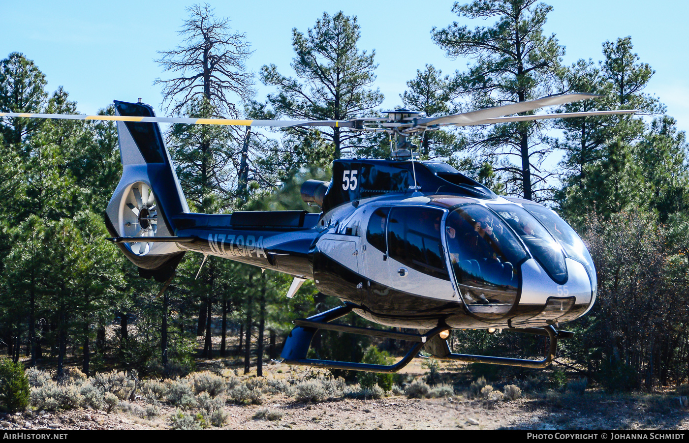 Aircraft Photo of N779PA | Eurocopter EC-130B-4 | Papillon Grand Canyon Helicopters | AirHistory.net #82067