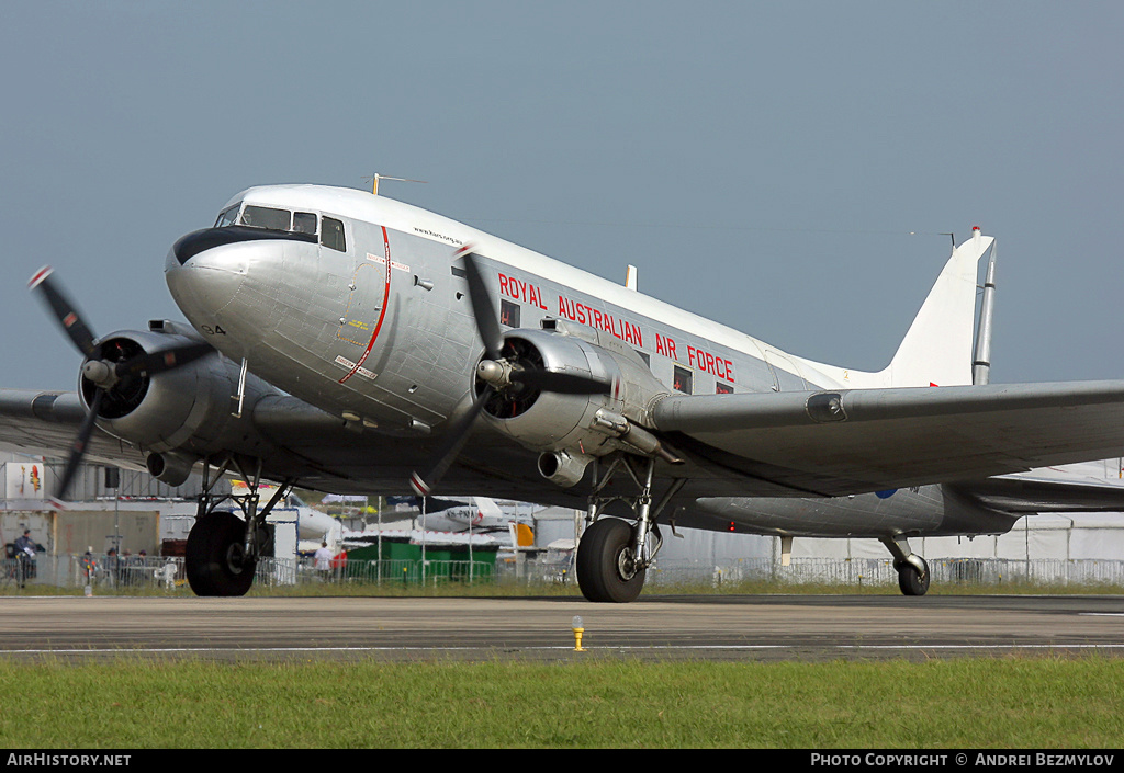 Aircraft Photo of VH-EAF | Douglas C-47B Skytrain | AirHistory.net #82230