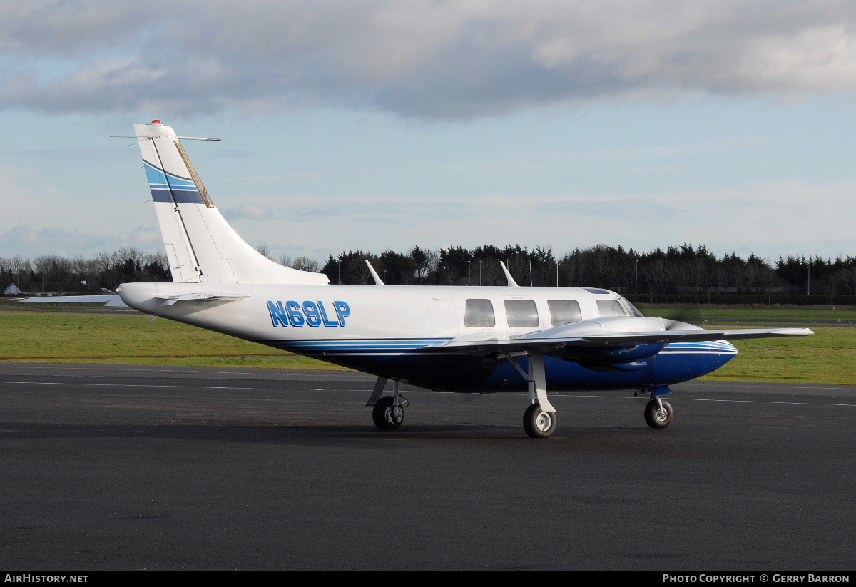 Aircraft Photo of N69LP | Piper Aerostar 601P | AirHistory.net #82525