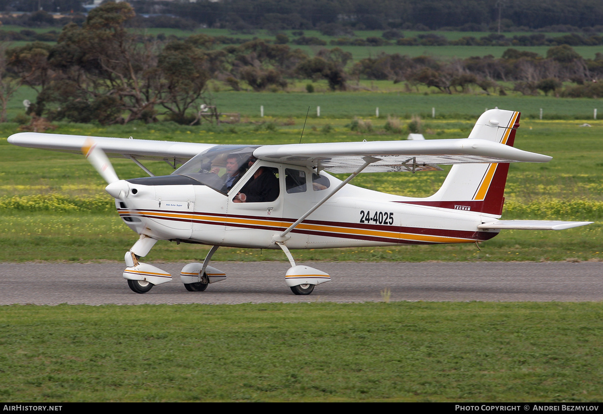 Aircraft Photo of 24-4025 | Tecnam P-92-2000S Echo Super | AirHistory.net #82527