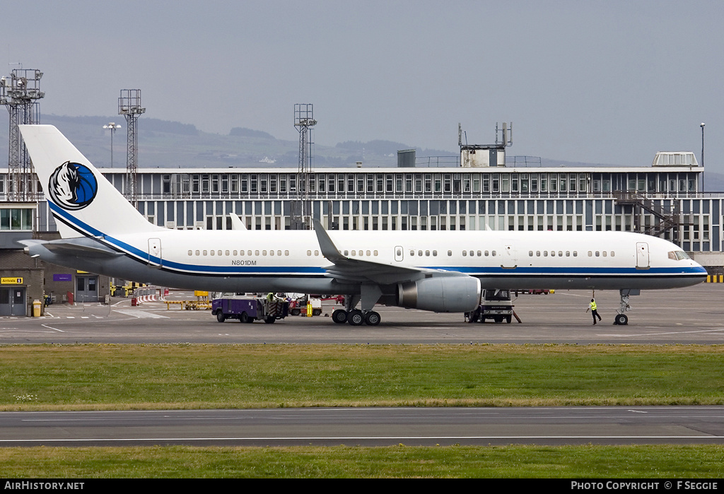 Aircraft Photo of N801DM | Boeing 757-256 | Pace Airlines | AirHistory.net #82715