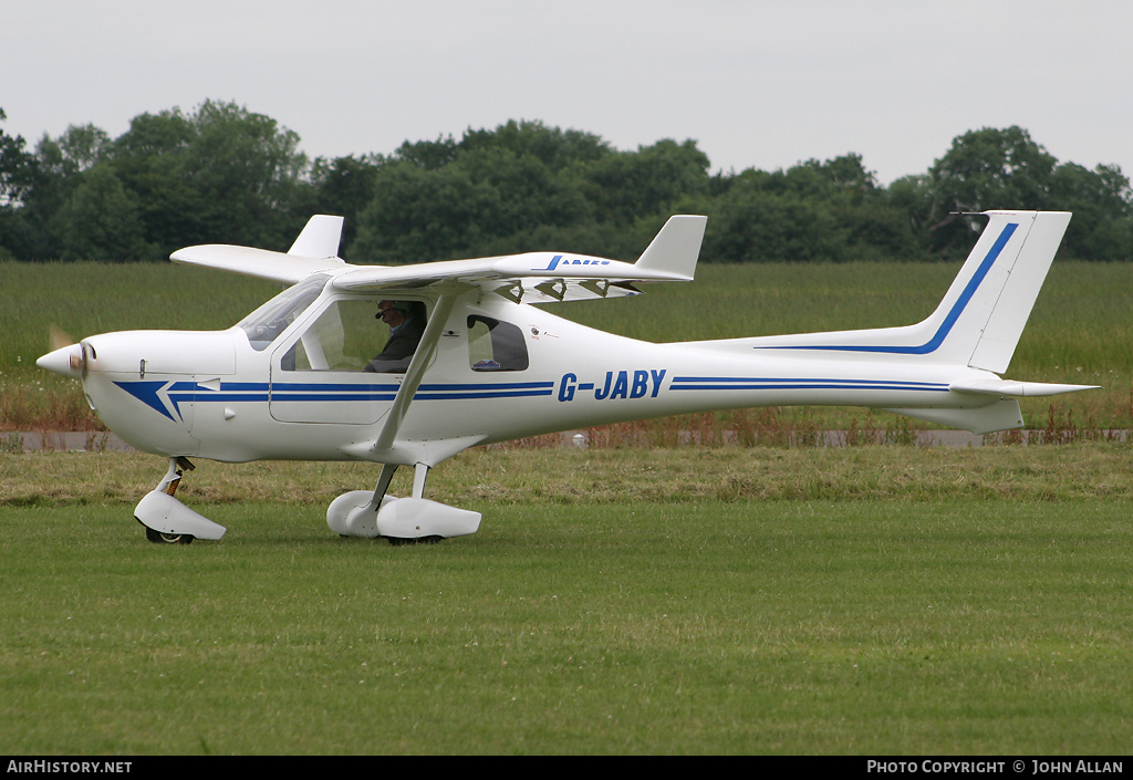 Aircraft Photo of G-JABY | Jabiru SPL-450 | AirHistory.net #83415