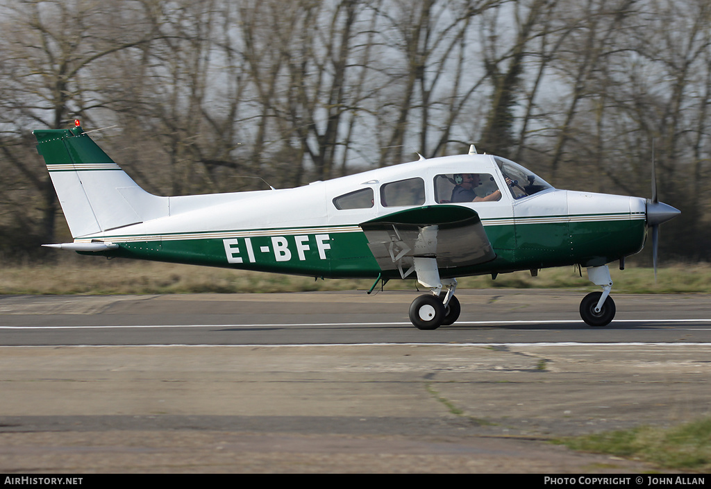 Aircraft Photo of EI-BFF | Beech 23 Musketeer | AirHistory.net #83792