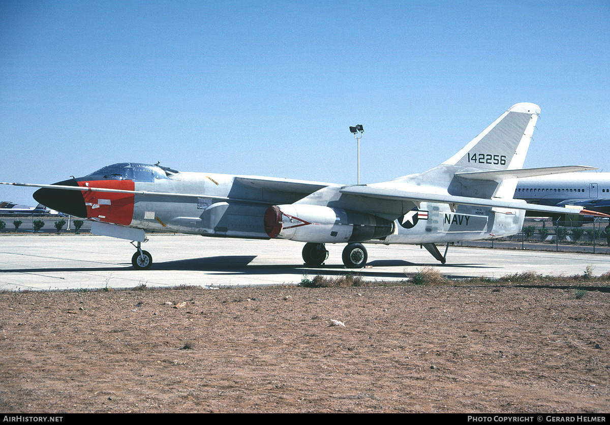 Aircraft Photo of 142256 | Douglas NRA-3B Skywarrior | USA - Navy | AirHistory.net #84432