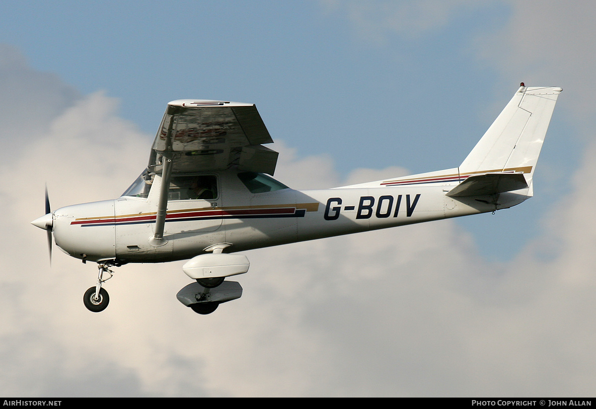 Aircraft Photo of G-BOIV | Cessna 150M | AirHistory.net #85960