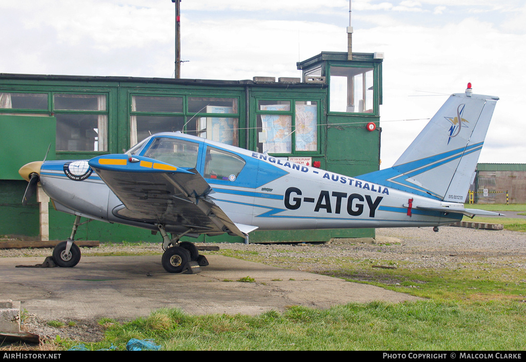 Aircraft Photo of G-ATGY | Gardan GY-80-160 Horizon | AirHistory.net #86189