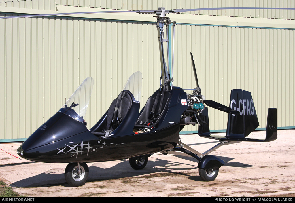 Aircraft Photo of G-CFAG | AutoGyro MT-03 | AirHistory.net #86647