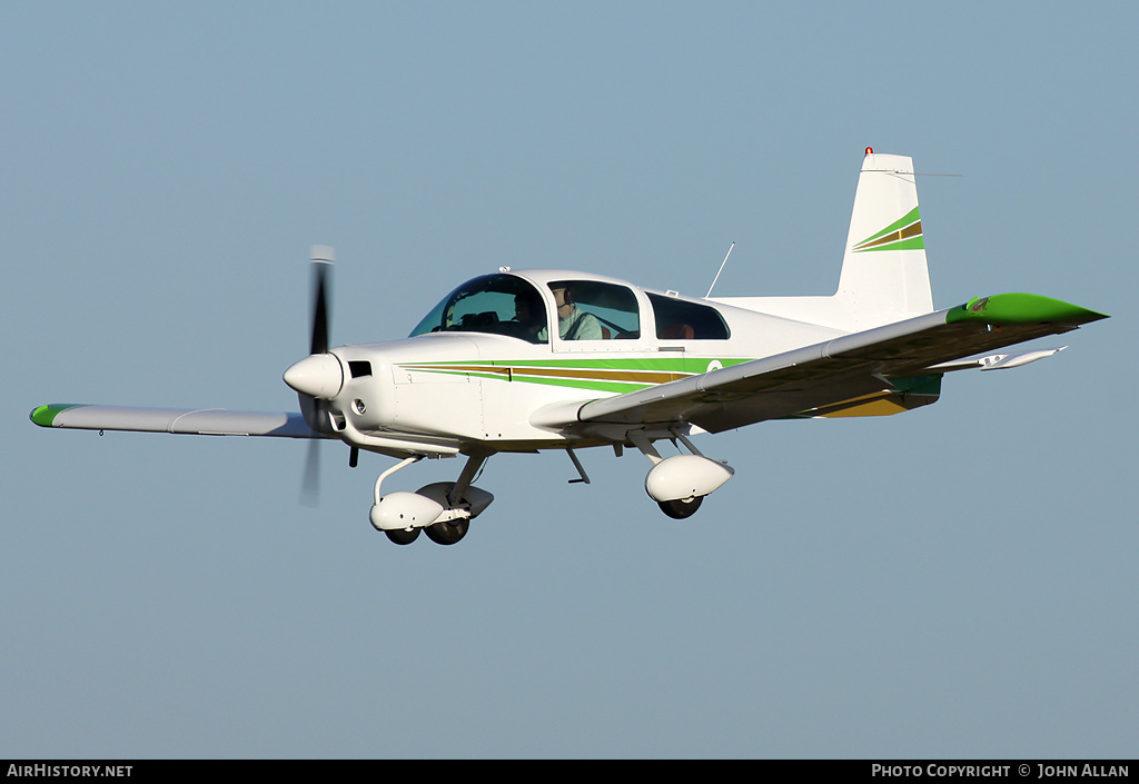 Aircraft Photo of G-BEZC | Grumman American AA-5 Traveler | AirHistory.net #86816