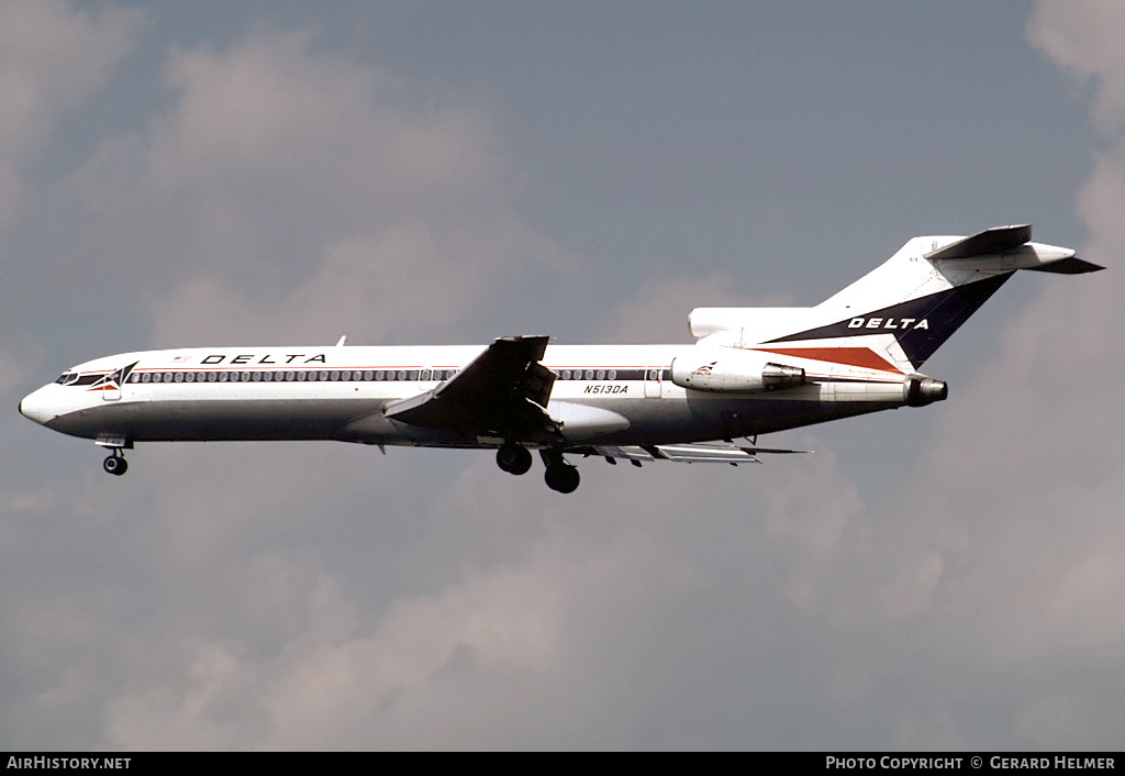 Aircraft Photo of N513DA | Boeing 727-232/Adv | Delta Air Lines | AirHistory.net #86968