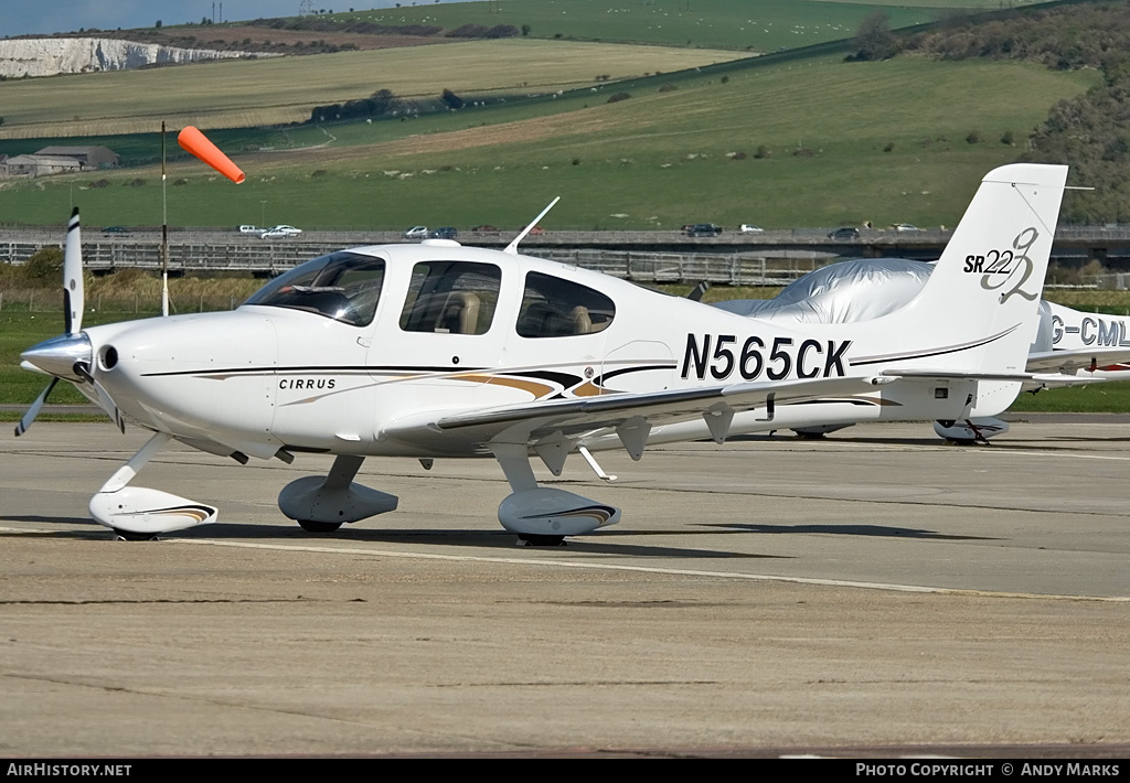 Aircraft Photo of N565CK | Cirrus SR-22 | AirHistory.net #87194