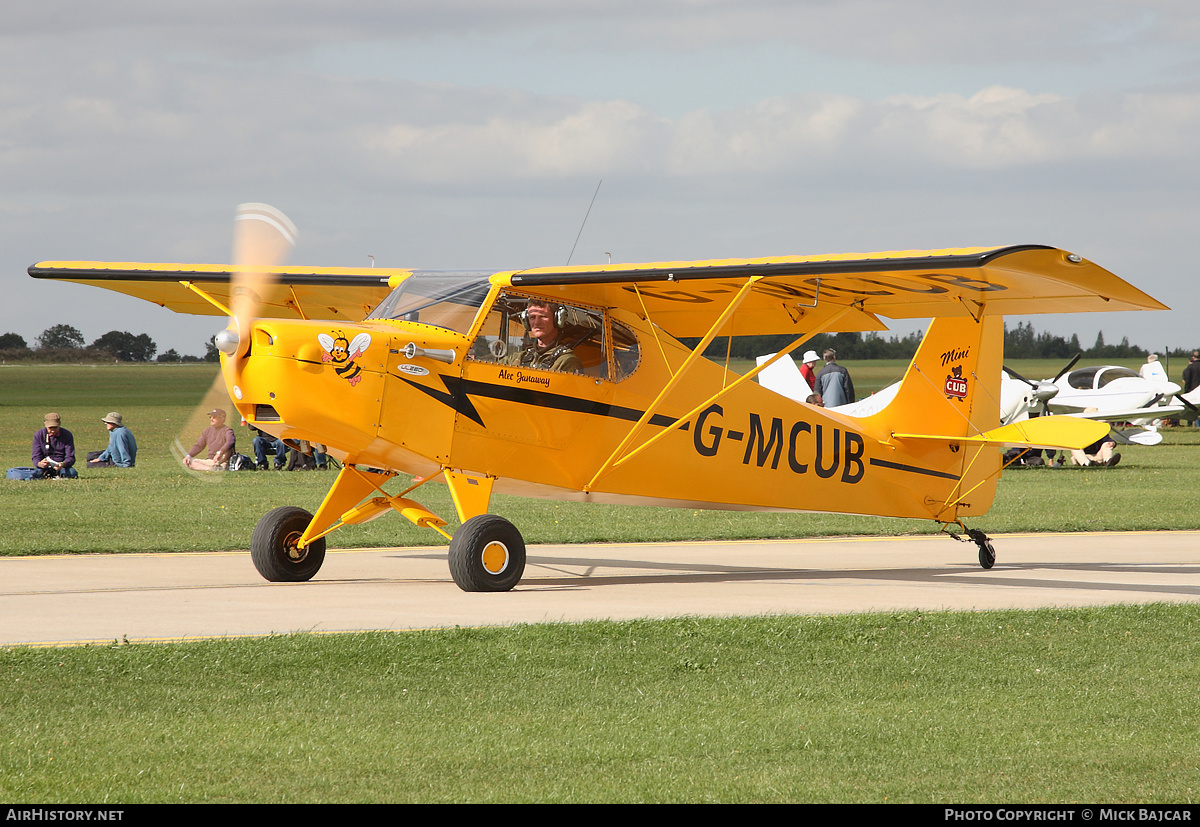 Aircraft Photo of G-MCUB | Reality Escapade | AirHistory.net