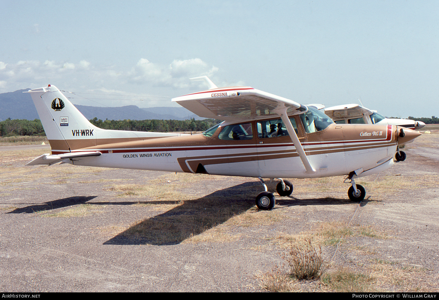 Aircraft Photo of VH-WRK | Cessna 172RG Cutlass RG II | Golden Wings Aviation | AirHistory.net #88244