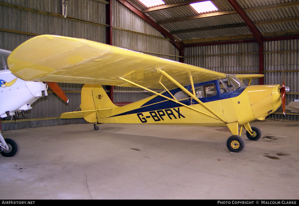 Aircraft Photo of G-BPRX | Aeronca 11AC Chief | AirHistory.net #88882