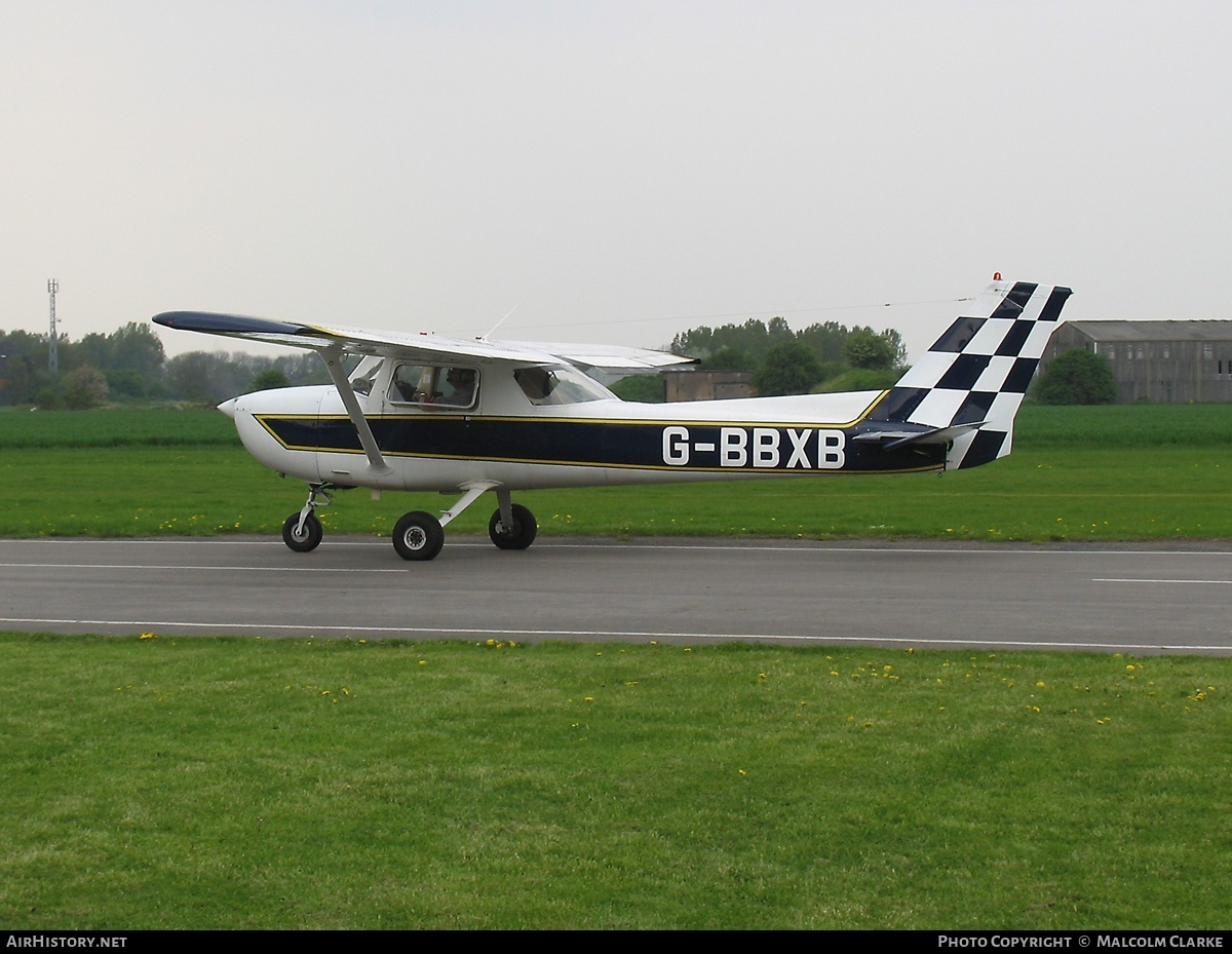 Aircraft Photo of G-BBXB | Reims FRA150L (Modified) Aerobat | AirHistory.net