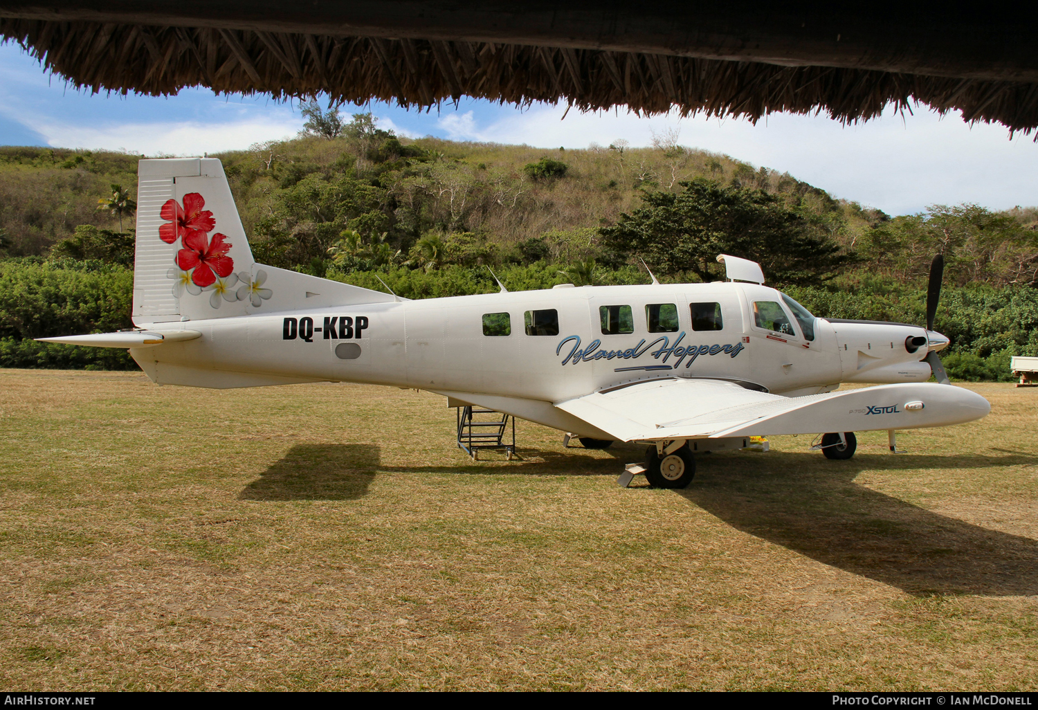 Aircraft Photo of DQ-KBP | Pacific Aerospace P-750XSTOL (750XL) | Island Hoppers | AirHistory.net #91577