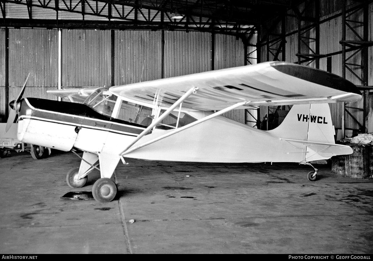 Aircraft Photo of VH-WCL | Auster J-5P Autocar | AirHistory.net #101037
