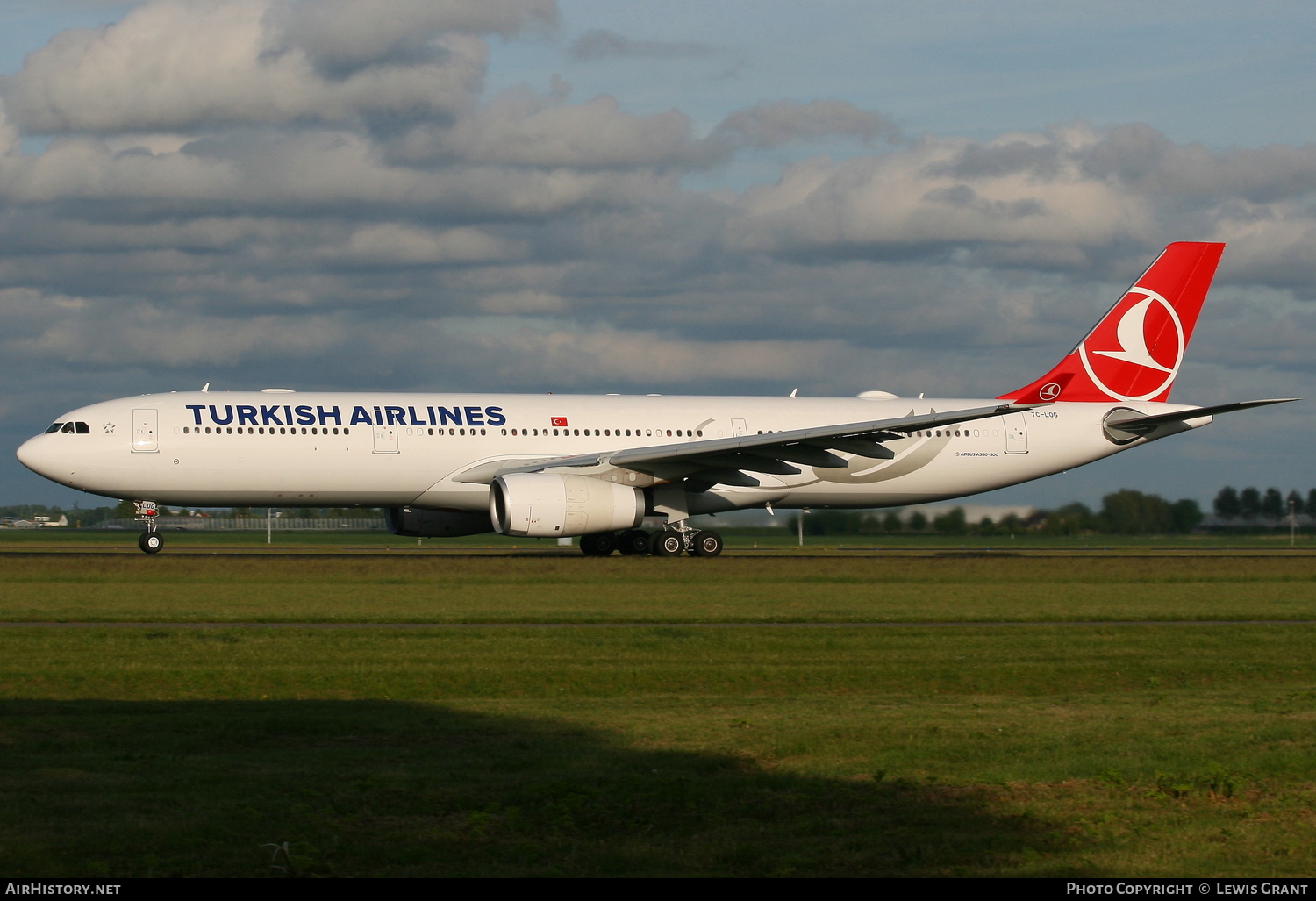 Aircraft Photo of TC-LOG | Airbus A330-343X | Turkish Airlines | AirHistory.net #106594