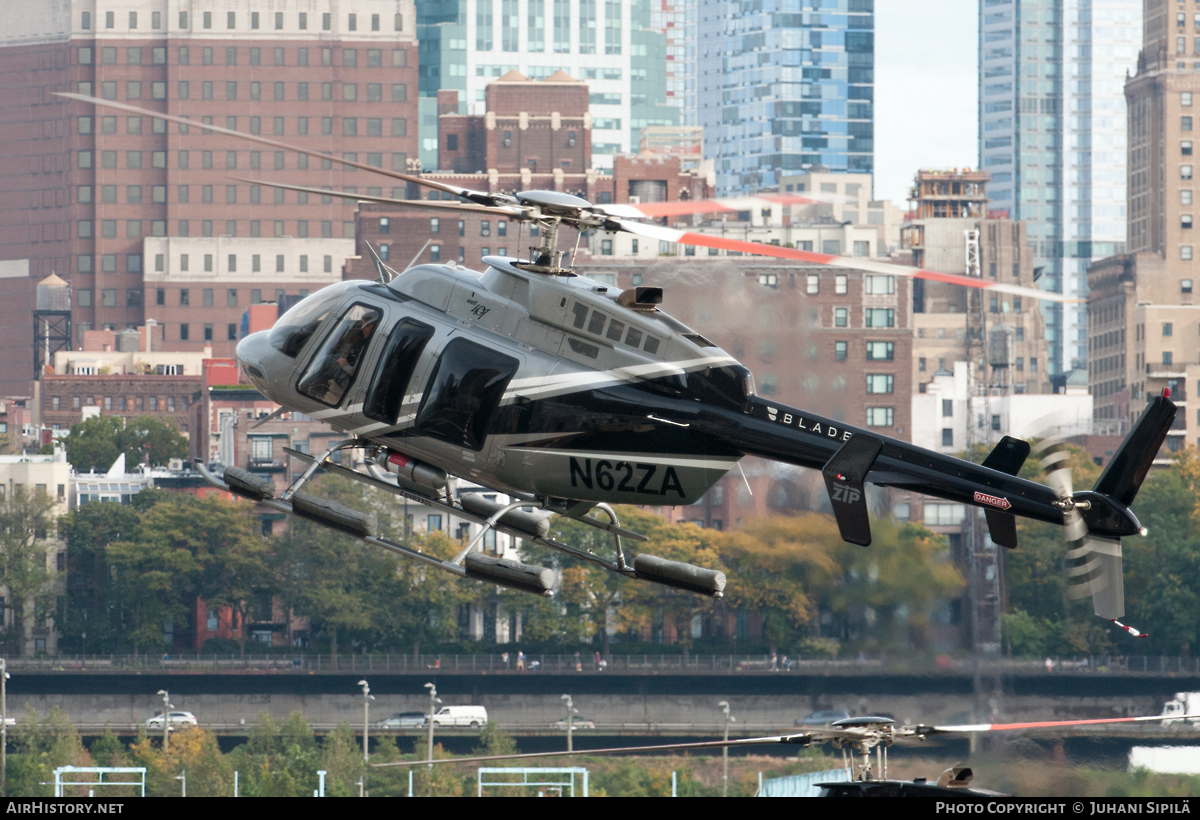 Aircraft Photo of N62ZA | Bell 407 | Zip Aviation | AirHistory.net