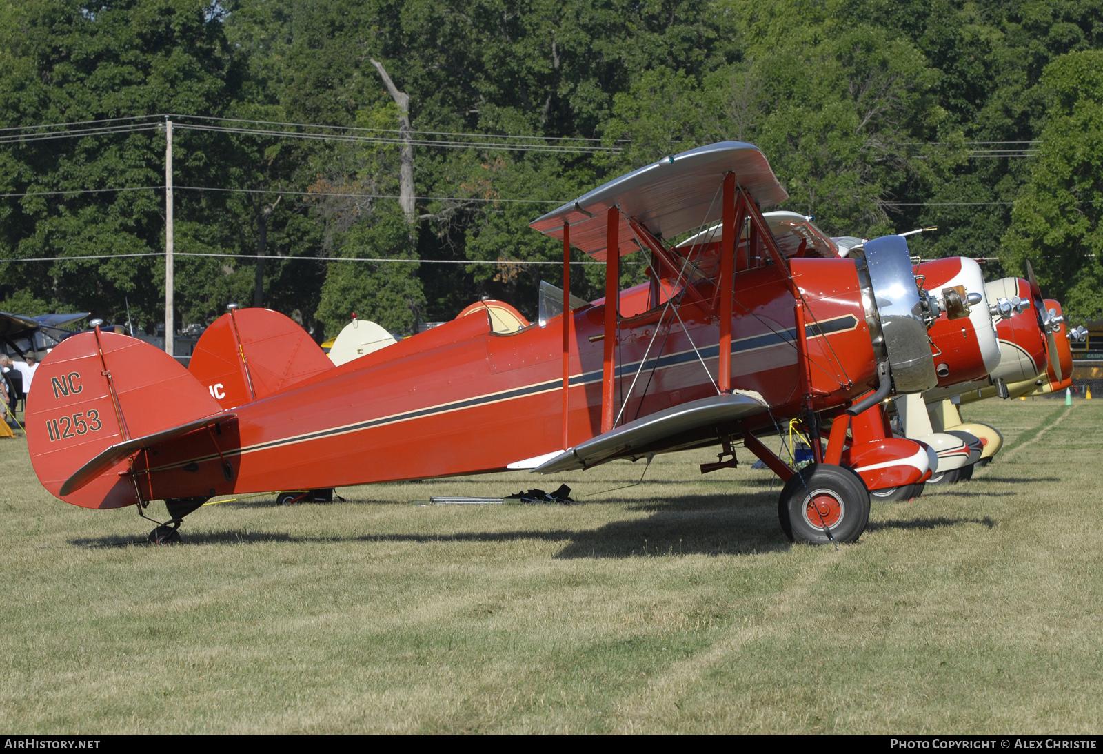 Aircraft Photo of N11253 / NC11253 | Waco ASO | AirHistory net