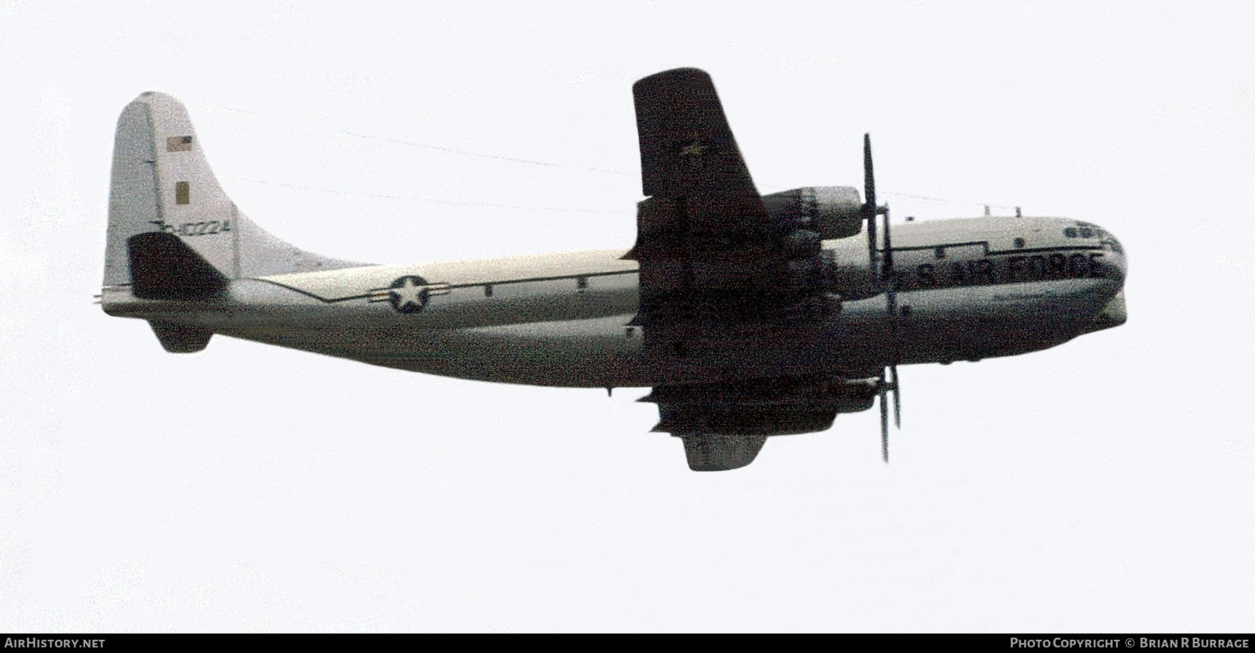 Aircraft Photo of 51-224 / 0-10224 | Boeing C-97E Stratofreighter (367-4-29) | USA - Air Force | AirHistory.net