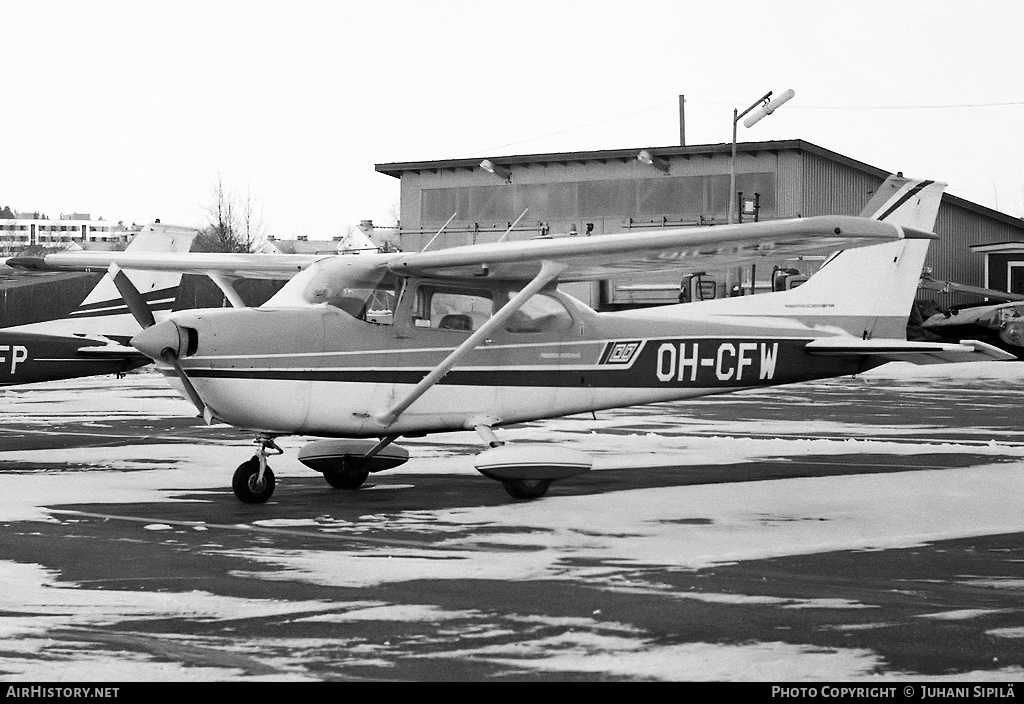 Aircraft Photo of OH-CFW | Reims FR172J Reims Rocket | AirHistory.net #121077