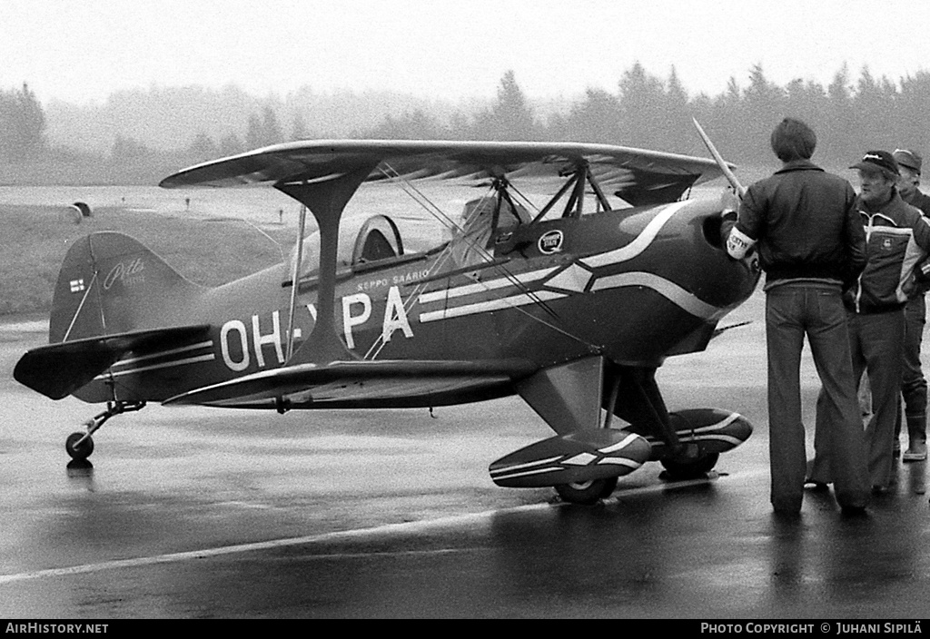 Aircraft Photo of OH-XPA | Pitts S-1 Special | AirHistory.net #121101